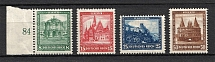 1931 Third Reich, Germany (Mi. 459-462, Full Set, CV $300, MNH)