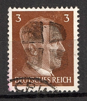 Germany Local Post 3 Pf (Canceled)