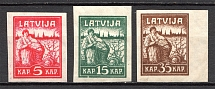 1919 Latvia (Full Set, MNH)
