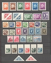 1939-45 Slovakia German Protectorat Collection (Full Sets, 8 Scans, MNH/MH)