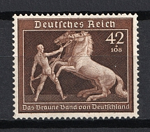 1939 Third Reich, Germany (Full Set, CV $100, MNH)
