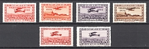 1928-34 Saar Germany Airmail (Full Sets)