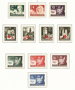 Germany General Government Collection (8 Scans, Full Sets, MNH)