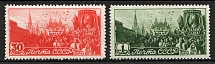 1947 USSR The Labor Day May 1 (Full Set, MNH)