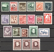 1945-47 Austria Collection (Full Sets, MNH)