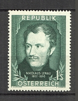 1952 Austria (CV $10, Full Set)