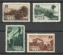 1946 USSR Sanatoriums of the USSR (Full Set, MNH)
