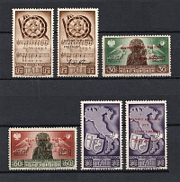 1946-47 Polish Corps in Italy (MNH/MLH)