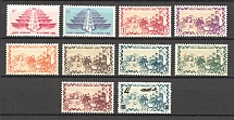 1942-43 French Offices Forces in Levant (Full Sets)