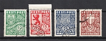 1939 Estonia (Full Set, Canceled, CV $130)