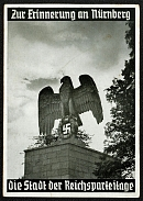 1937 Reich party rally of the NSDAP in Nuremberg, The monumental Reichsadler in the Luitpold Arena