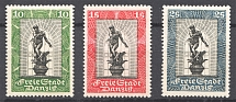1929 Danzig Germany (Full Set)