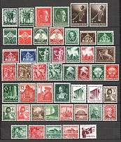 1935-39 Germany Third Reich (Full Sets)
