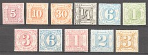 1859-66 Germany Thurn und Taxis (MNH)