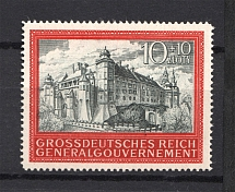 1944 Germany General Government (Full Set, MNH)