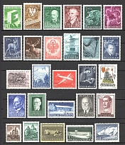 1957-59 Austria Collection (Full Sets, MNH)