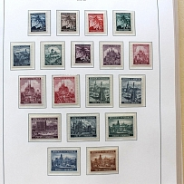 1939-45 Bohemia and Moravia Collection (11 Scans, Full Sets, MNH/MH)