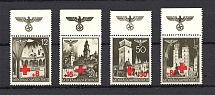1940 Germany General Government (`Eagle` Swastika on the Field, Full Set, MNH)