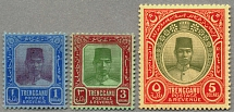 1921-41, 1 $ - 5 $, set of (3), very fresh set!, LPOG,VF-XF!  . Estimate 310€.