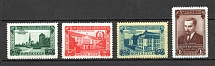 1950 USSR 10th Anniversary of the Estonian SSR (Full Set, MNH)