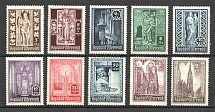 1946 Austria (CV $10, Full Set, MNH)