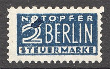 1948 Germany British and American Zones (Printing Error)