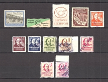 Germany Revenue Stamps Group Group of Stamps (Canceled/MH)