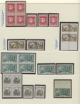 Soviet Union 10TH ANN. OF THE OCTOBER REVOLUTION: 1927, 40 stamps