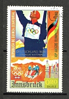 1976 Innsbruck Olympic Winter Games (Cancelled)