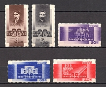 1933 Anniversary of the 26 Baku Commisars Execution (Full Set, MNH)