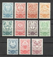 1938 USSR The Election (Full Set, MNH)