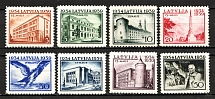 1939 Latvia (CV $25, Full Set, MNH/MH)