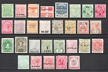 British Colonies (Group of Stamps)