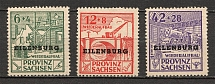 1946 Ellenberg Germany Local Post (Full Set)