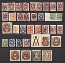 Kiev Type 2, Ukraine Tridents Group (Signed)