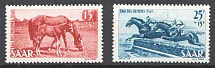 1949 Saar Germany (Full Set)