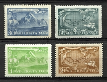 1943 Vitus Bering (Full Set, MNH)