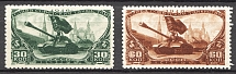 1946 USSR Tankmen Day (Full Set, MNH)