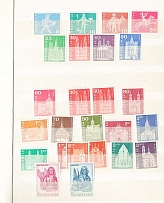Collections/Mixed Lots S/book incl um 1960s Switzerland (face 56Sfr =£42+) with