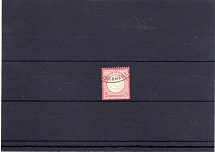 BADEN-STEMPEL, Michel no.: DR9 used