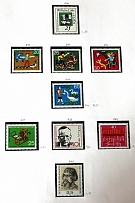 1972-75 Germany Federal Republic Collection (22 Scans, Full Sets, MNH)