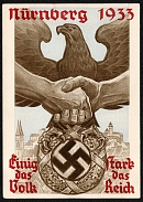 1933 Reich party rally of the NSDAP in Nuremberg, A United People Is A Strong Empire, Used