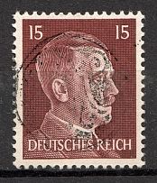 Germany Local Post 15 Pf (MNH)