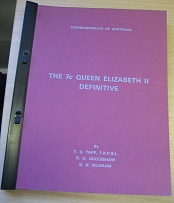 Literature Australia - The 7c QE2 Definitive by TAPP et al, 73pp illus - detaile