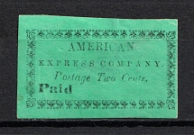 2c `American Express Company` New York, USA, Local