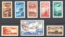 1949 USSR Airmail (Full Set)