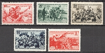 1940 USSR The Re-Unification Ukraine SSR and Byelorussia SSR (Full Set)