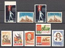 1939-59 USSR Group (Full Sets, MNH/MH)