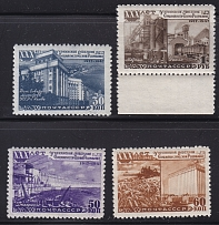 1948 USSR 30th Anniversary of Ukrainian SSR (Full Set MNH) CV $15