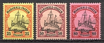 1901 Marshall Islands German Colony